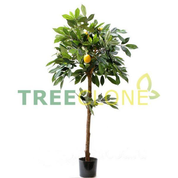 Искусственное дерево лимон