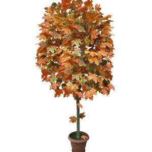 Искусственное дерево Клен красный